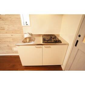 COZY石川町 101号室のキッチン