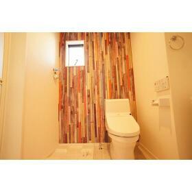 COZY石川町 101号室のトイレ