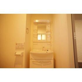 COZY石川町 101号室の洗面所