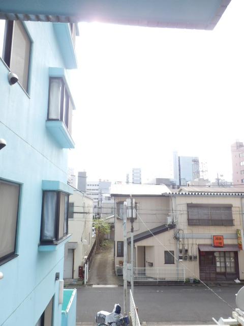 CITY OASIS IMAMURA 201号室の景色