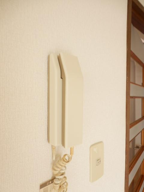 CITY OASIS IMAMURA 201号室のセキュリティ