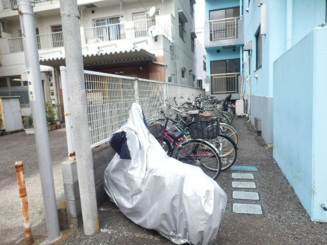 CITY OASIS IMAMURA 201号室のその他