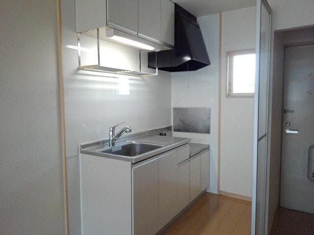 スマイルジョイ 02020号室のキッチン