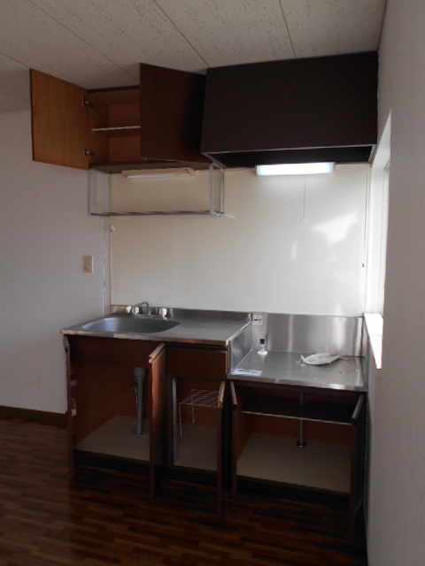 ファレノハイツⅡ 202号室のキッチン