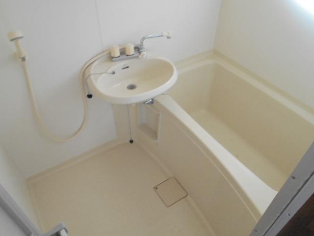 ファレノハイツⅡ 202号室の風呂