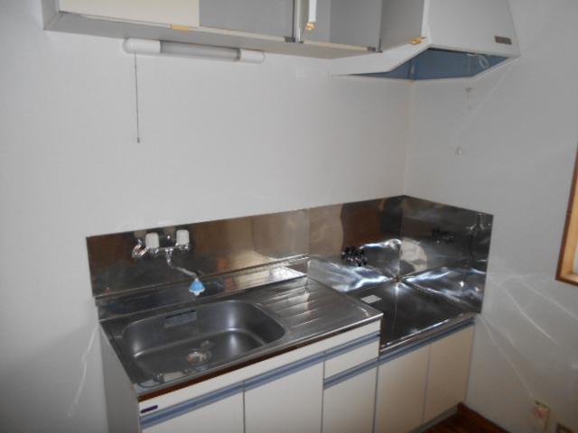 ベルコーポ 102号室のキッチン