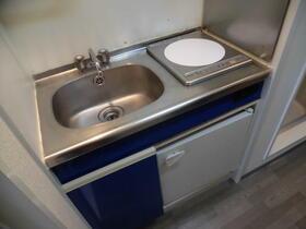 ビューハイツ湘南 301号室のキッチン