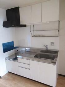 センチュリーハイツ町田16号棟 202号室のキッチン