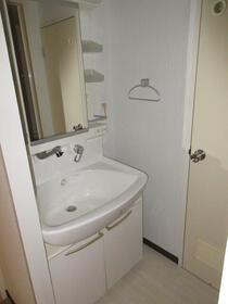 センチュリーハイツ町田16号棟 202号室の洗面所