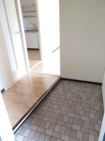 センチュリーハイツ町田16号棟 202号室の玄関