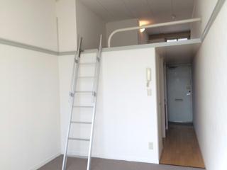 レオパレスNAGAO 102号室のリビング