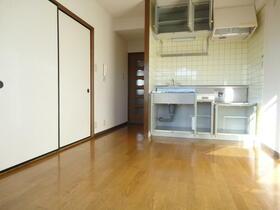 スリーキャニオン 402号室のキッチン