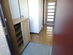 スリーキャニオン 402号室の玄関