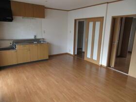 町田コープタウン4号棟 203号室のリビング