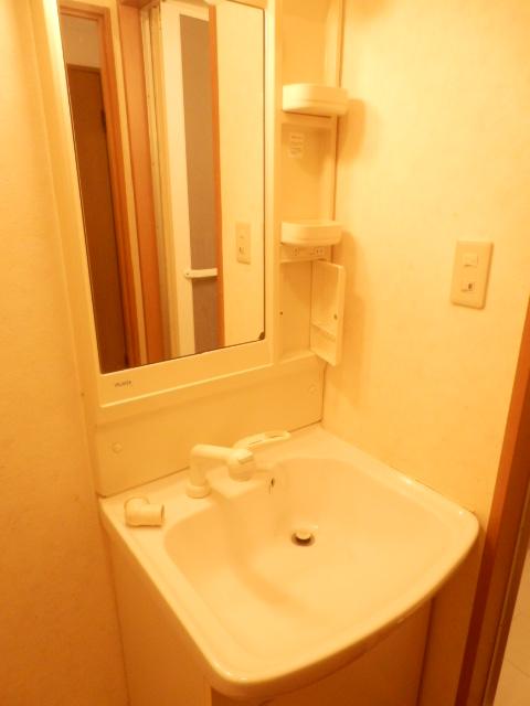 グランティグレ 101号室のトイレ