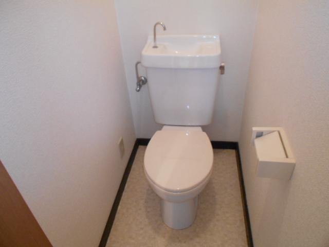 東ハイツA 103号室のトイレ