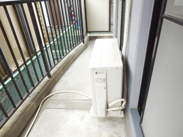 サンパレス湘南Ⅰ 101号室のバルコニー
