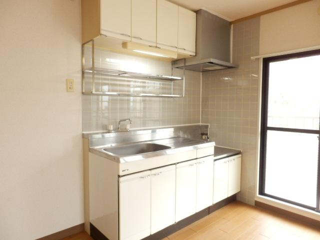 サンパレス湘南Ⅰ 101号室のキッチン
