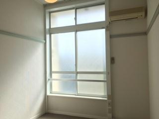 レオパレスプレミール 202号室のリビング