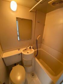 コーポ東淵野辺 205号室の風呂