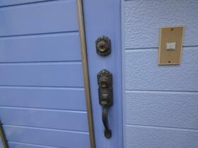 コーポ東淵野辺 205号室の玄関