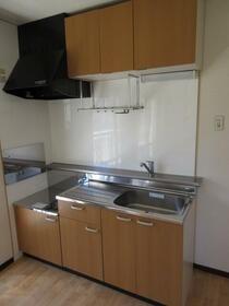 ウインディアM7 22号室のキッチン
