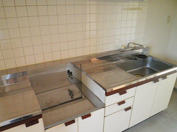 マインズビル 303号室のキッチン