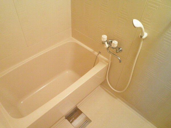 マインズビル 303号室の風呂