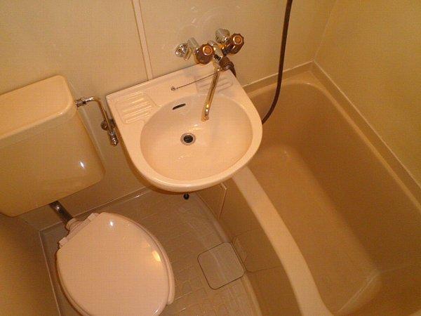 誠心ビル 405号室の風呂