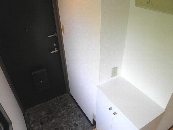 誠心ビル 405号室の玄関