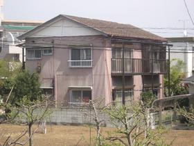 斉栄荘の外観