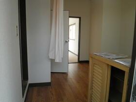 コーポ中村 202号室のリビング