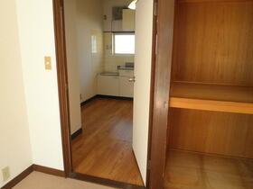 コーポ中村 202号室のベッドルーム