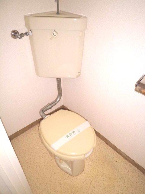 メゾンド・イナガキ 102号室のトイレ