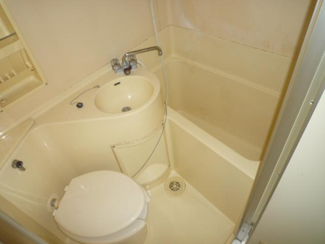 マインツインメル北柏 B-105号室の洗面所