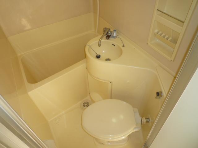 マインツインメル北柏 B-203号室の風呂