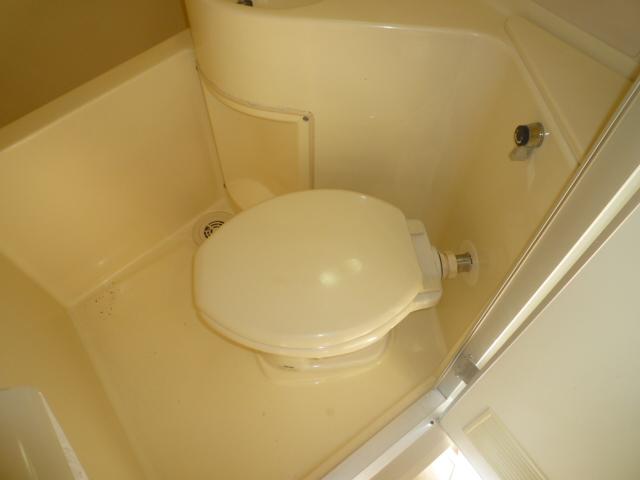 マインツインメル北柏 B-203号室のトイレ