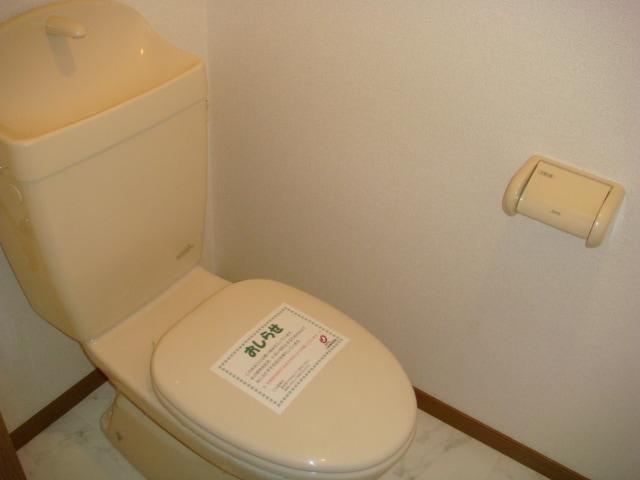 ステラニテオ 03010号室のトイレ
