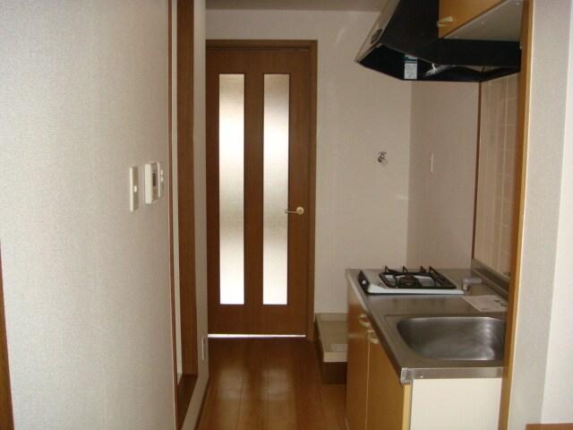 ステラニテオ 03010号室の玄関