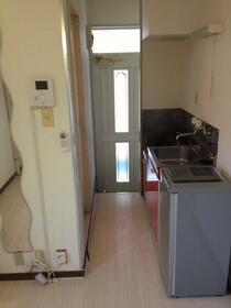 アブニール 101号室のキッチン