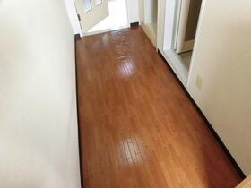 ビューハイツ湘南 401号室の収納