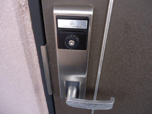 ラ・プラティーク 102号室のセキュリティ
