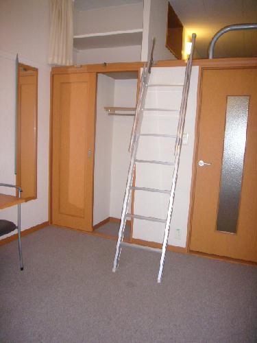 レオパレスクロスロード 201号室の設備