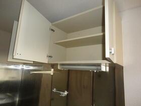 エスコートパートⅡ 206号室のキッチン