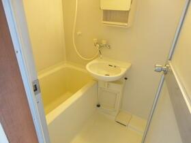 エスコートパートⅡ 206号室の風呂
