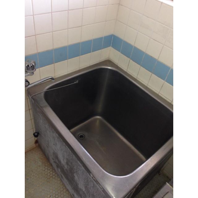 ニュー柏ハイツ 201号室の風呂
