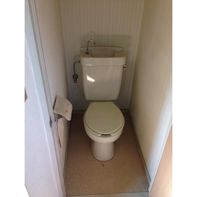 ニュー柏ハイツ 201号室のトイレ