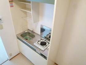 矢切クルーズ 0101号室のキッチン