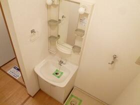 矢切クルーズ 0101号室の洗面所
