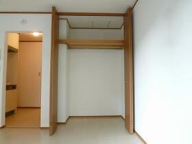 矢切クルーズ 0101号室の収納
